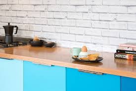 Colour For Kitchens A Sea Of Colour Kaboodle Kitchen