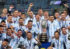 Argentina vs Brazil LIVE: Copa America ...