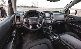 2018 gmc interior. simple 2018 2018 gmc canyon concept interior throughout gmc n