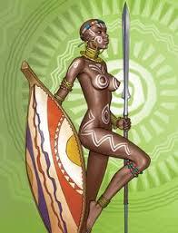 black amazon warrior. Plain Warrior To Black Amazon Warrior E