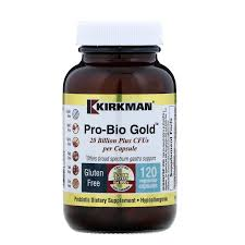 <b>Pro</b>-<b>Bio Gold</b>, <b>гипоаллергенные</b>, 120 вегетарианских капсул - iHerb