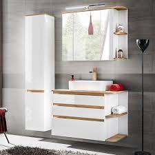 Badmöbel Set Pl Ohne Waschbecken Soft Close Funktion Möbel Hubertus