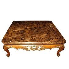 henredon end table coffee table marble top cocktail table by artefacts coffee table coffee table henredon