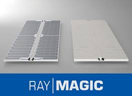 radiant ceiling heat. Interesting Radiant The Radiant Drywall Ray  Magic Is A Prefabricated Sandwich Panel Assembly  Consisting Of 1 For Ceiling Heat