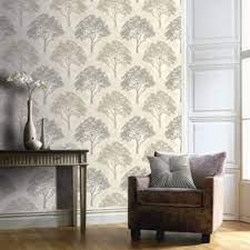 tree wallpaper diy