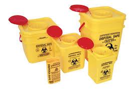 sharp disposal. 1.4l sharps container sharp disposal