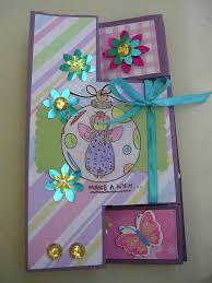 Folded Birthday Card Vishesh Collections Handmade By Deepti Folded Birthday