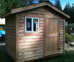 cedar garden shed. 8X6 CEDAR Shed $999 Cedar Garden R