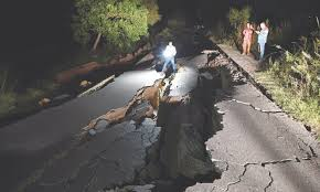 People in jammu and kashmir (j&k) felt tremors on tuesday reported to be after a earthquake hit the region. Quake Shakes Ajk Punjab Kp 25 Killed In Mirpur Pakistan Dawn Com