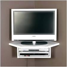 tv cable box shelf wall mount cable box wall mount shelf medium image for corner wall