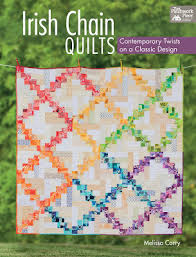 Happy Quilting: Irish Chain Quilts (Sale) for an Irish Day!!!! & And if you already have a copy of my book . . . Well what better day to  start your own Irish Chain Quilt!!!! Grab some fabrics from your stash and  get ... Adamdwight.com