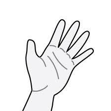 Zwaaiende Hand Kleurplaat Mechanische Rohrreinigung Service Ohne