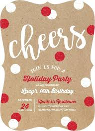 Sample Company Christmas Party Invitation Wording From Dual