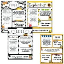 Back To School Newsletter Templates Editable Template Free For Word