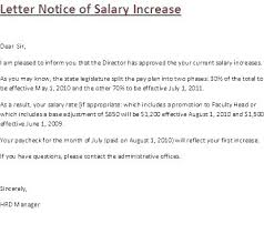 Salary Increase Proposal Sample Salary Increase Request Letter Template Emmaplays Co