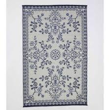 blue and white outdoor rug inspiring indigo oriental 5 x 8 vivaterra interior design 13