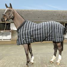 whitaker comfort striped 200g stable rug