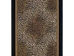 enchanting leopard bathroom rugs leopard bathroom rug roselawnlutheran
