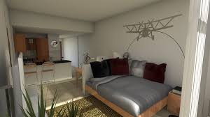 apartment furniture arrangement. Arranging Furniture In Studio Apartment Room Windows Bed Wall Home Interior Design And Decorating Page 2 CityData Forum Arrangement S