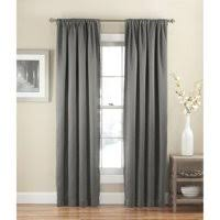 Gray and beige curtains Tan Product Image Eclipse Solid Thermapanel Roomdarkening Curtains Product Variants Selector Gray Beige Walmart Gray Curtains Walmartcom
