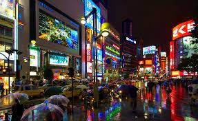 Japanese City Wallpapers - Top Free ...