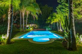 villa avec piscine en bord de mer la cala de mijas espagne