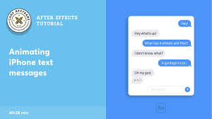 - Text Messages After Tutorial Animating Iphone Effects Youtube