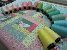 Best 25+ Quilting thread ideas on Pinterest | Quilting tips ... & Choosing the quilting thread! Check out the final pictures. This is a  beautiful baby Adamdwight.com