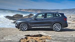 2018 BMW X3 XDrive30d (Color: Sophisto Grey Brilliant Effect Metallic) -  Side Wallpaper