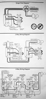 Installing 4 Way Light Switch Wiring Diagram 3 Way Switch Inspirational Installation Of