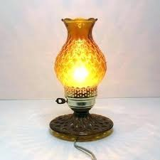 vintage amber glass lamps amber glass lamp amber glass vintage lamps on with lamp designs