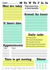 List To Do 15 Perfect Paper To Do Lists For Busy Moms Momof6