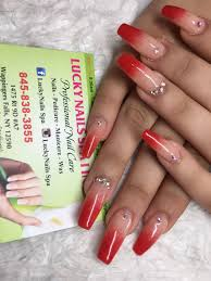 Nail Designs Red Ombre Red Ombre Nails Red Ombre Nails Nail Designs Red Nails