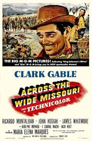 Cat - Film - Across the Wide Missouri (1951)