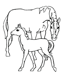 Colouring In Farm Animals Free Colouring Pages Farm Animals Farm