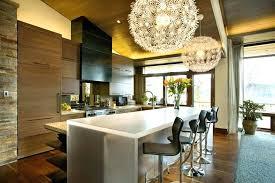 large kitchen pendant lights island