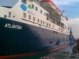 Resultado de imagem para navio atlântida açores