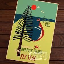 Small Picture Online Shop Restful Norfolk Island Pop Art New Zealand NZ Vintage