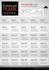 5 minute plank 30 day challenge i do not think i will ever