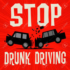 Vectors Text And Illustration 77773070 Car Stock Poster With Cliparts Image Driving Vector Stop Drunk Crash Free Concept Royalty
