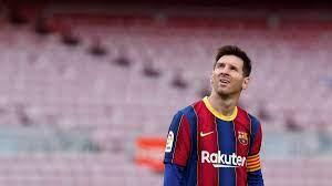 برشلونة يعلن رحيل ليونيل ميسي