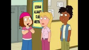Family guy meg lesbian