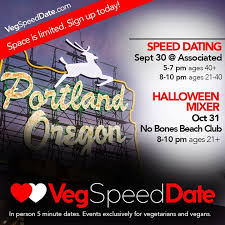 portland speed dating events