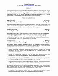 Dba Resume Examples Oracle Dba Resume Sample Cancercells 24