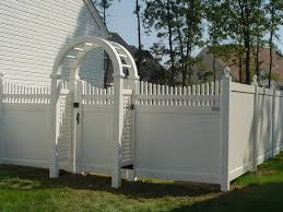 Vinyl Fencing Prices Colors and Expert Installation SNK