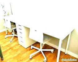 office desk for two. Interesting For 2 Person Home Office Desk Two Layout Furniture Offi Intended For