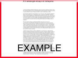 a k ramanujan essays on ra ana research paper help a k ramanujan essays on ra ana the essay by renowned scholar and poet a k ramanujan