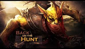 dota 2 bounty hunter sig by uhej on deviantart
