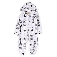 Newborn Infant <b>Baby Boys Girls Hooded</b> Tops Long Pants Outfits ...
