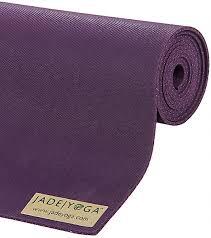 jade yoga travel long natural rubber yoga mat 74